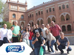 Gomes da Costa - Madrid | TSB Travel Solutions