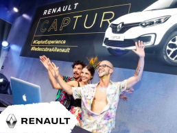 Renault - Casa Cor | TSB Travel Solutions
