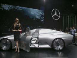Mercedes Benz - Salão do Automóvel   TSB Mice Specialist